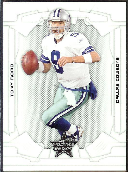 2008 Rookies and Stars Tony Romo_26