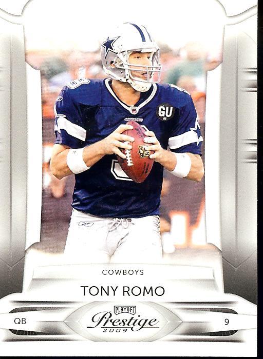 2009 Prestige Tony Romo