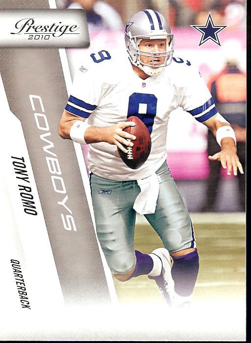 2010 Prestige Tony Romo