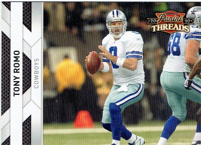 2010 Threads #41 Tony Romo