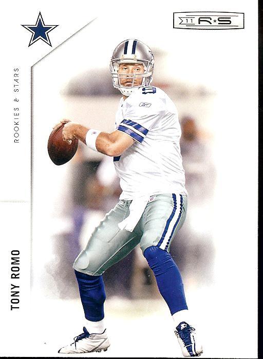 2011 Rookies and Stars Tony Romo