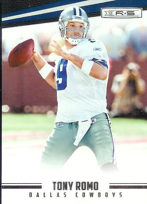 2012 Rookies and Stars Tony Romo_37