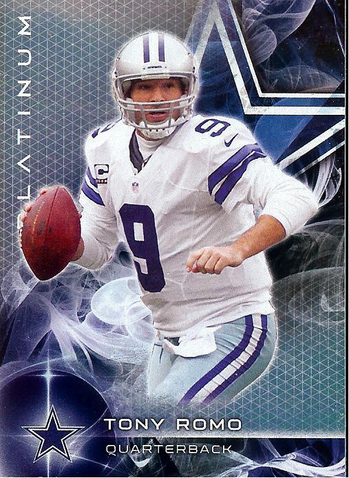2015 Platinum Tony Romo