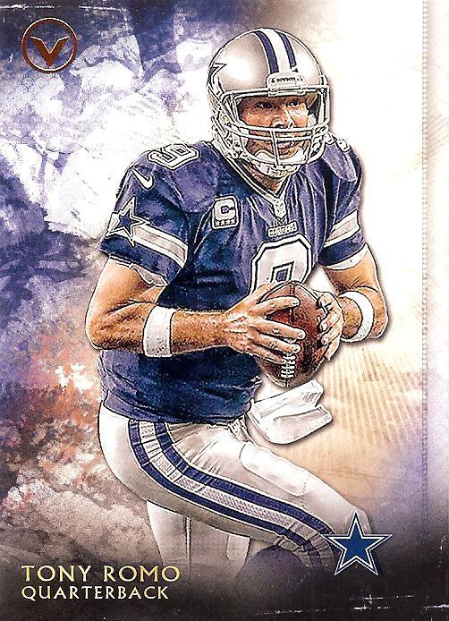 2015 Topps Valor Tony Romo
