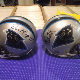 Autographed Helmet(s)