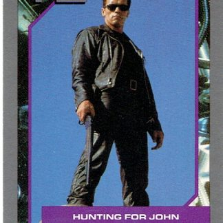 T2 (Terminator 2 Movie Cards